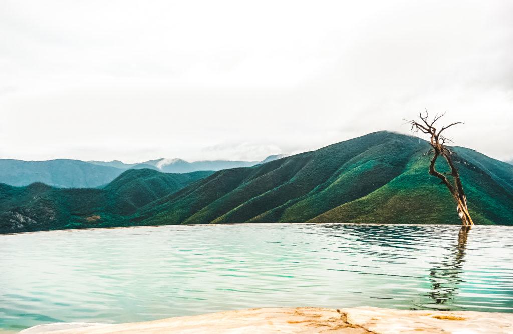 Hierve al agua, Mexico
