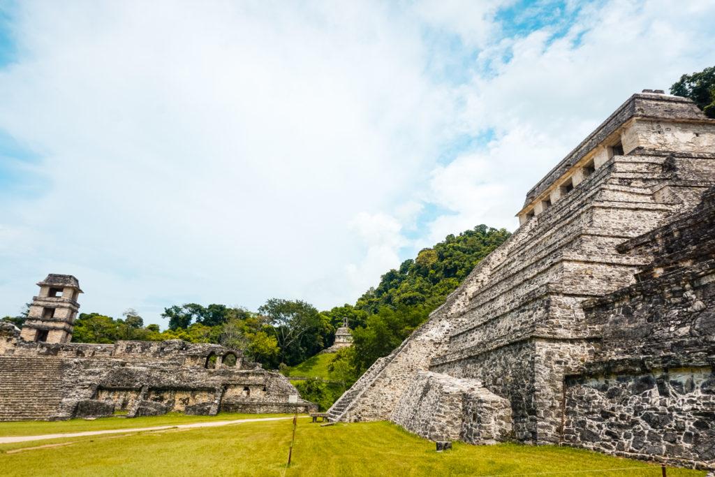 Zona Arqueológica Palenque, Mexico
