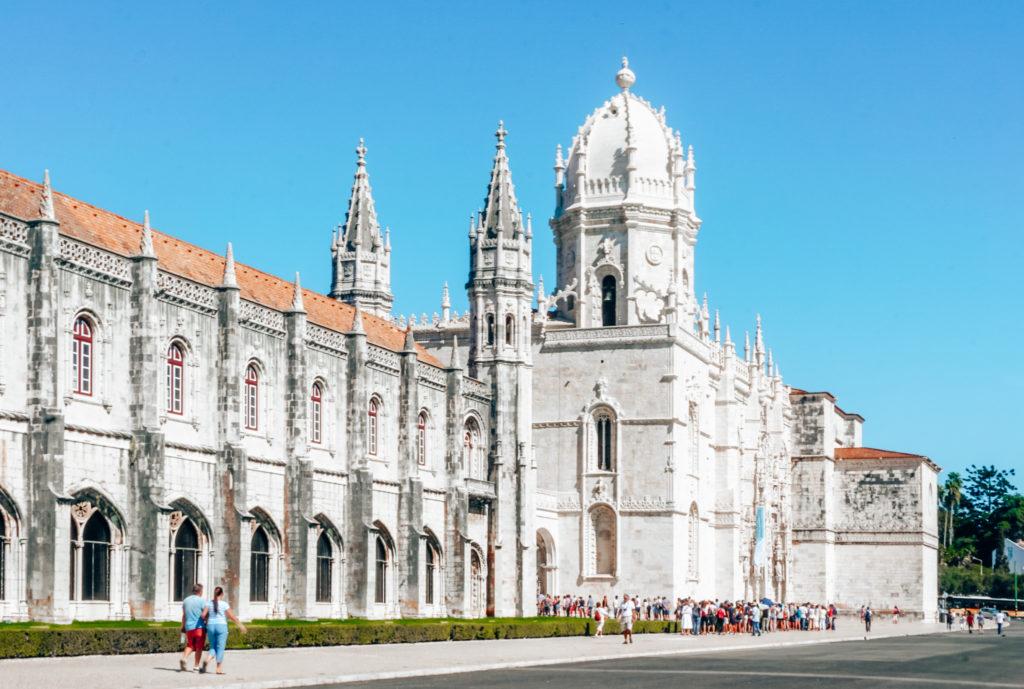 Jerónimos Monastery Belém