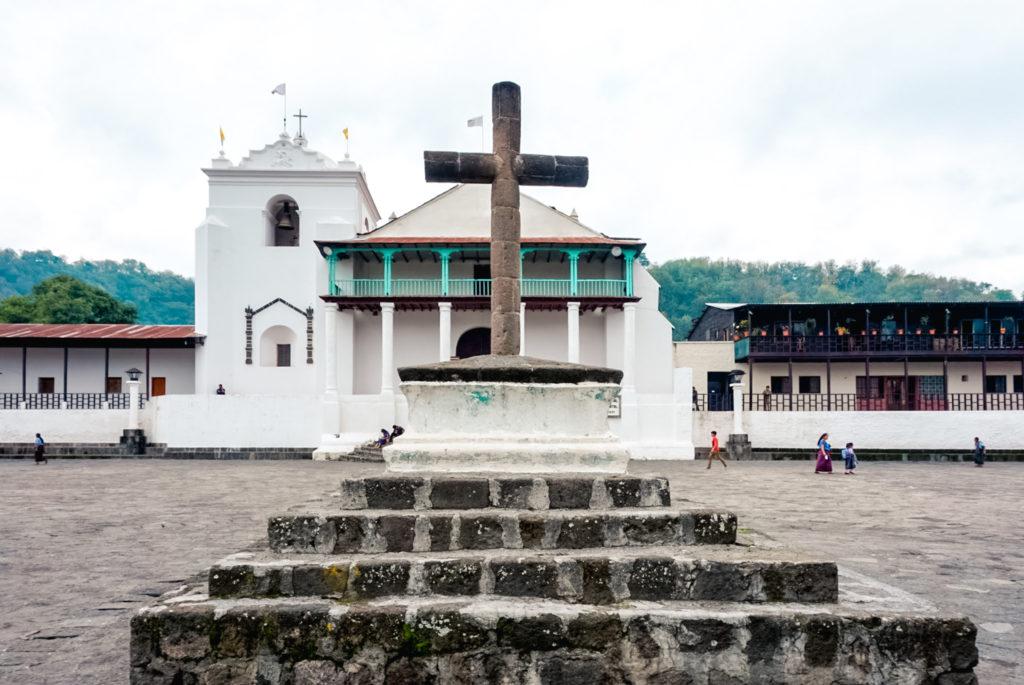 Iglesia Parroquial Santiago Apóstol, Santiago Atitlán, Guatemala
