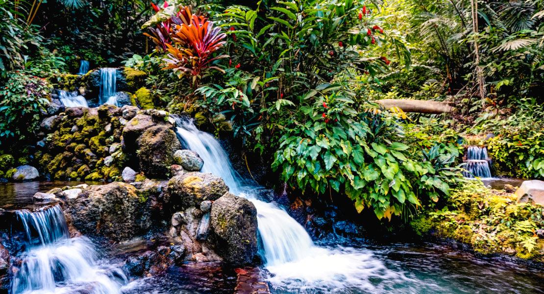 Hidden Falls Resort