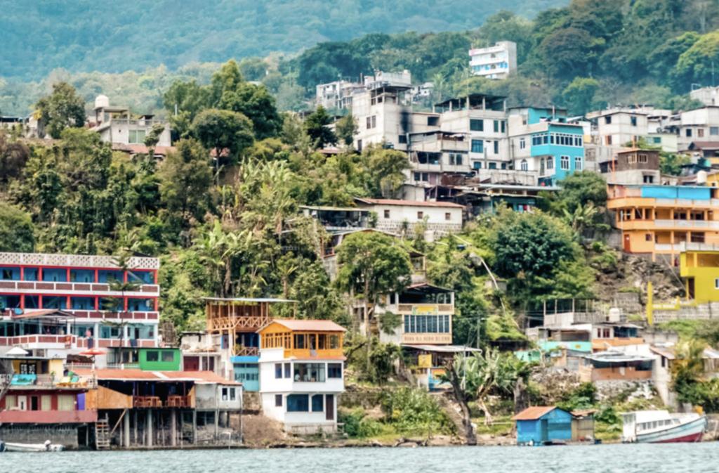 Lake Atitlan Villages