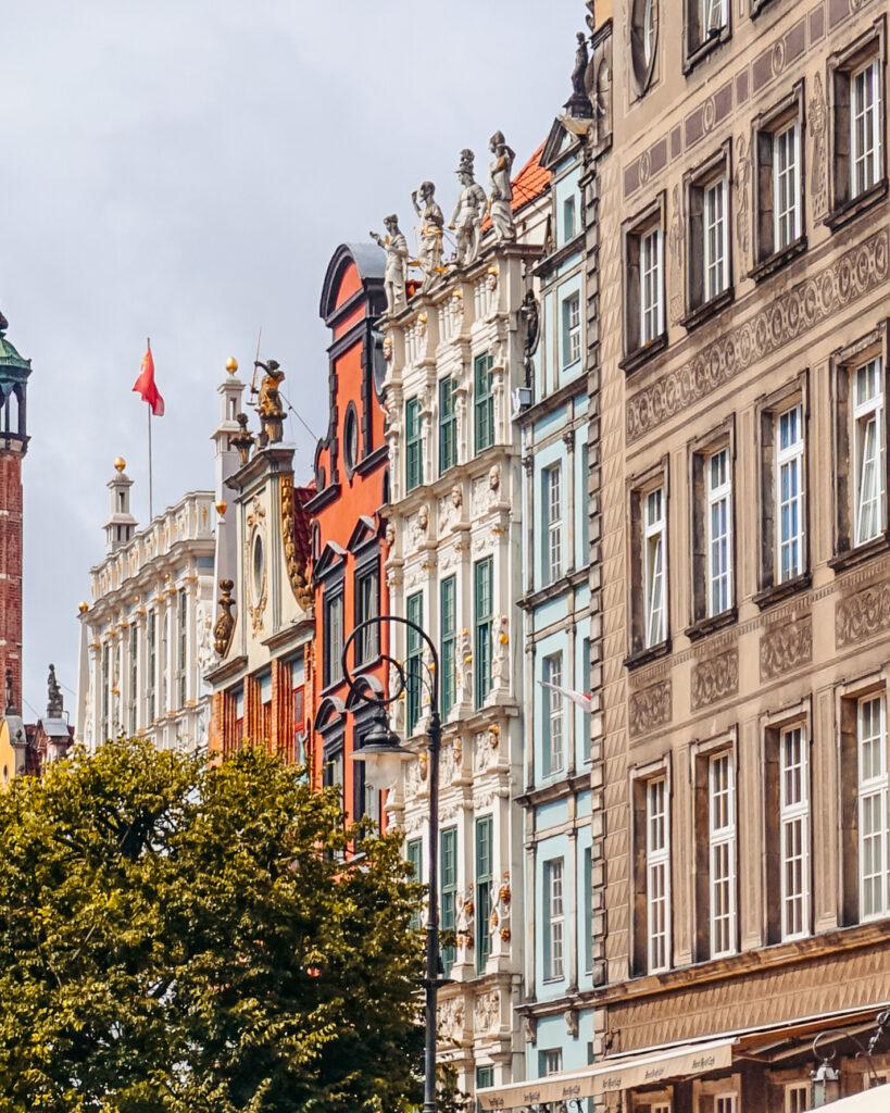 Golden House Gdańsk