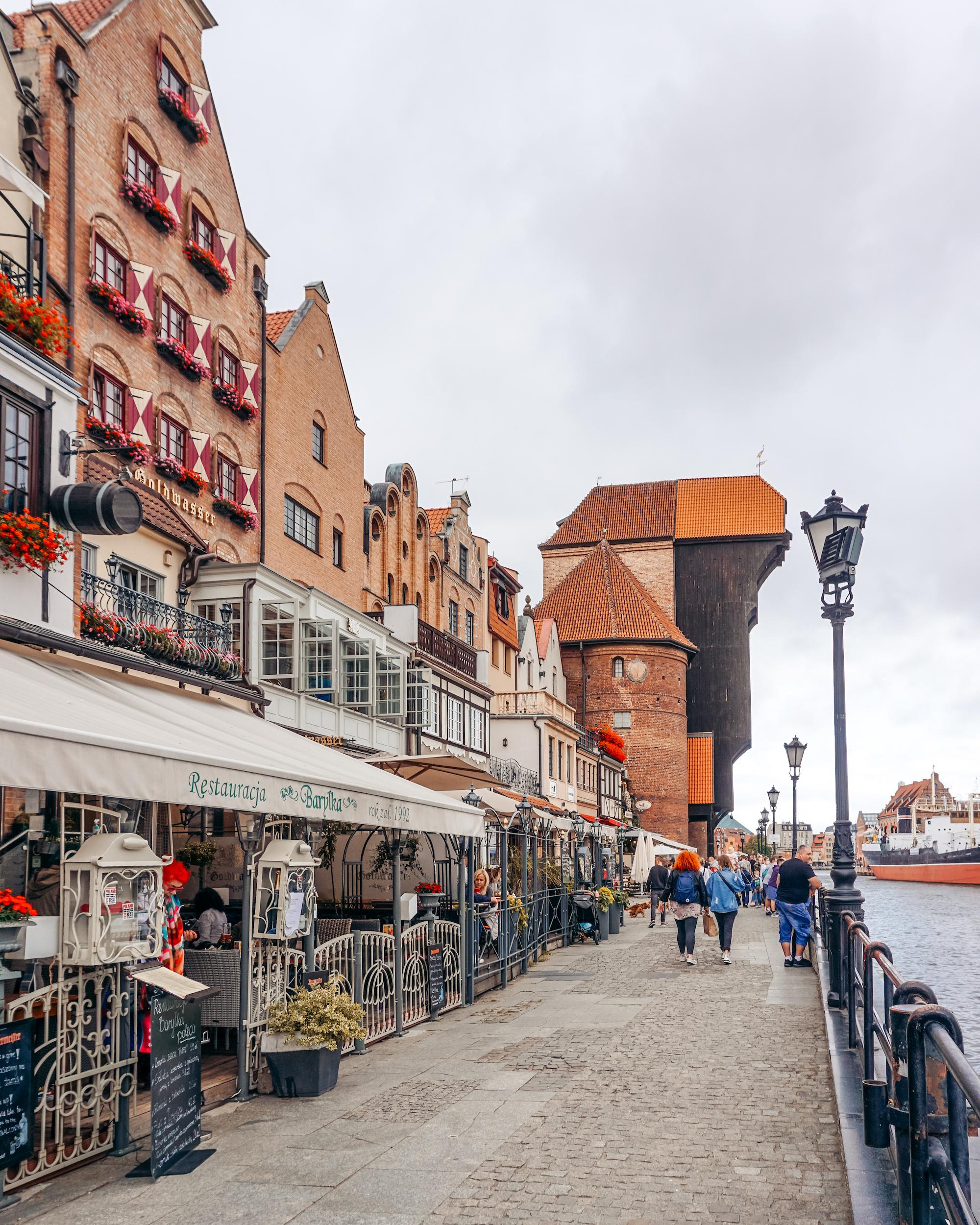 Żuraw Gdańsk