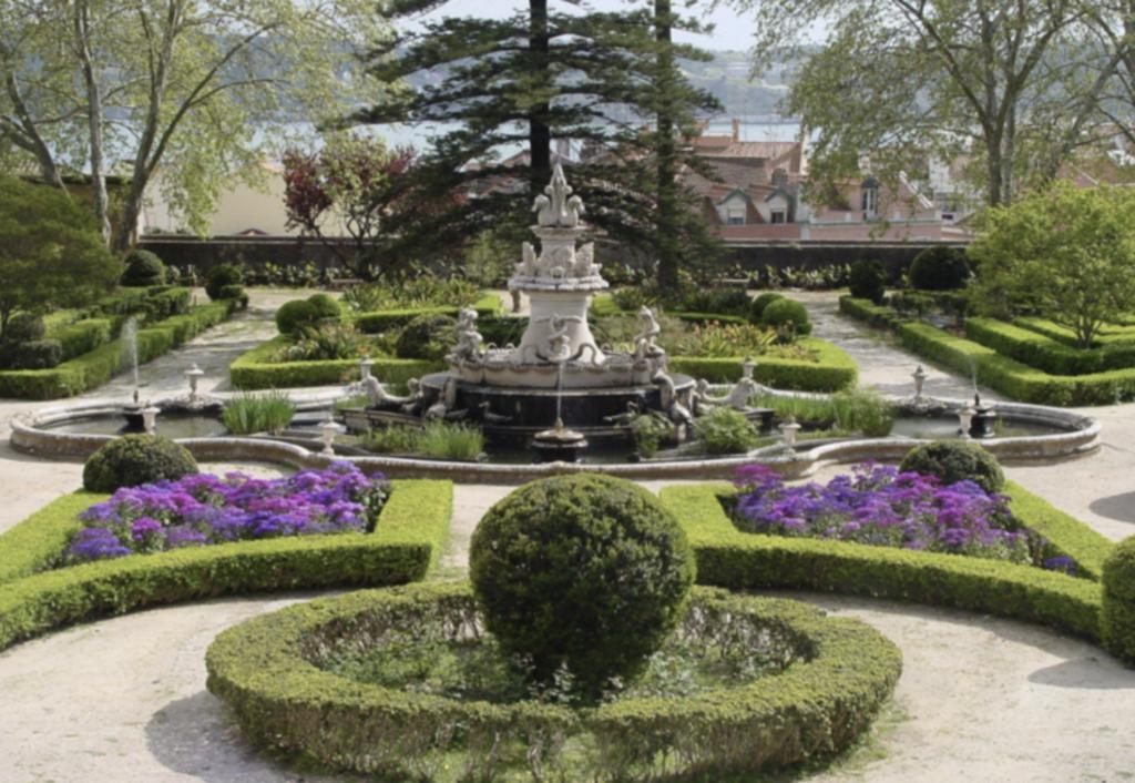 Ajuda Botanical Garden (Jardim Botânico da Ajuda) Belém